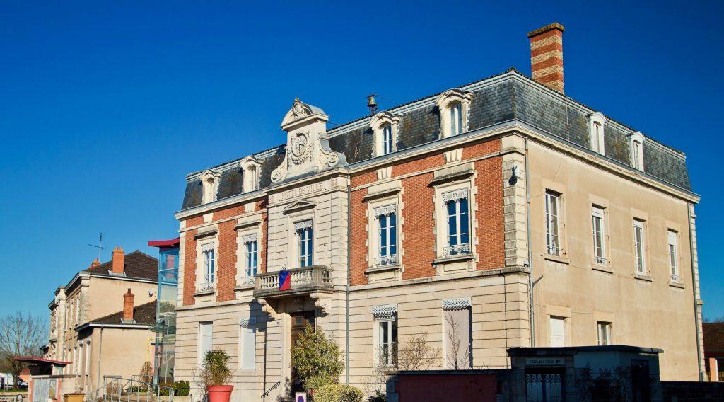 Mairie Saint laurent sur saone