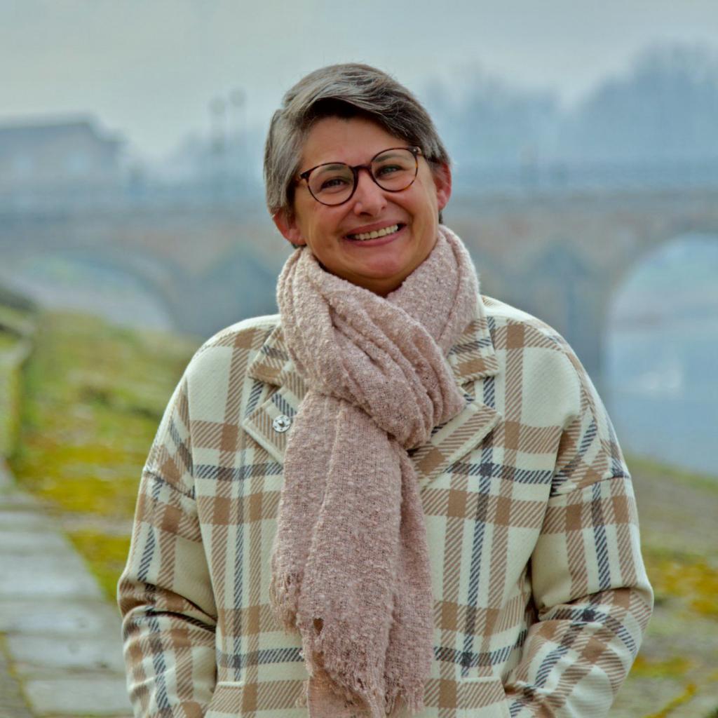 Patricia GERTRUDES Assistante administrative
